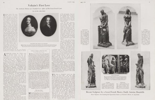 Voltaire's First Love