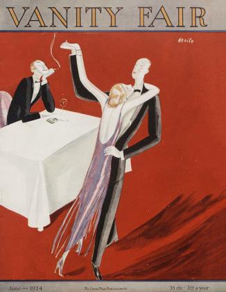 June 1924 | Vanity Fair