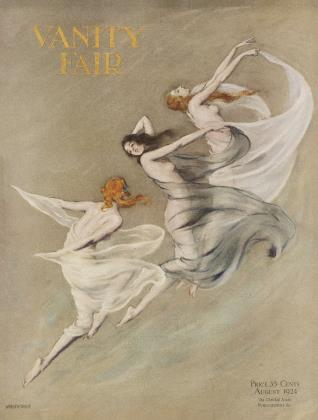 August 1924 | Vanity Fair