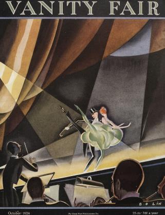 October 1924 | Vanity Fair