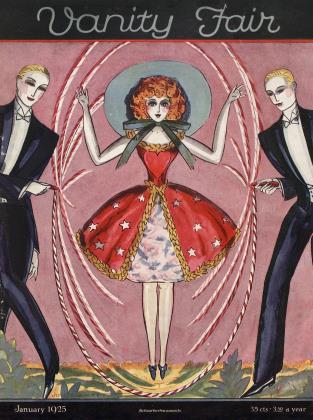 January 1925 | Vanity Fair