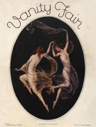 February 1925 | Vanity Fair