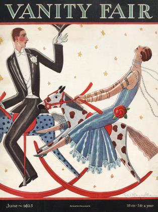 June 1925 | Vanity Fair