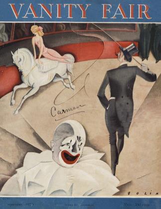 September 1925 | Vanity Fair