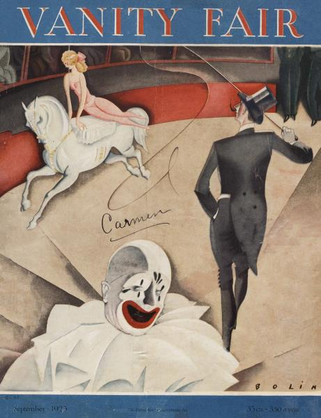 Issue: - September 1925   Vanity Fair