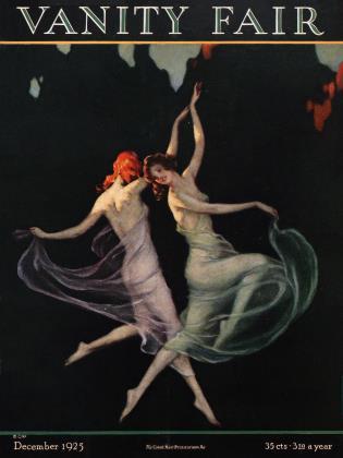 December 1925 | Vanity Fair