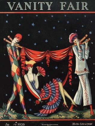 January 1926 | Vanity Fair