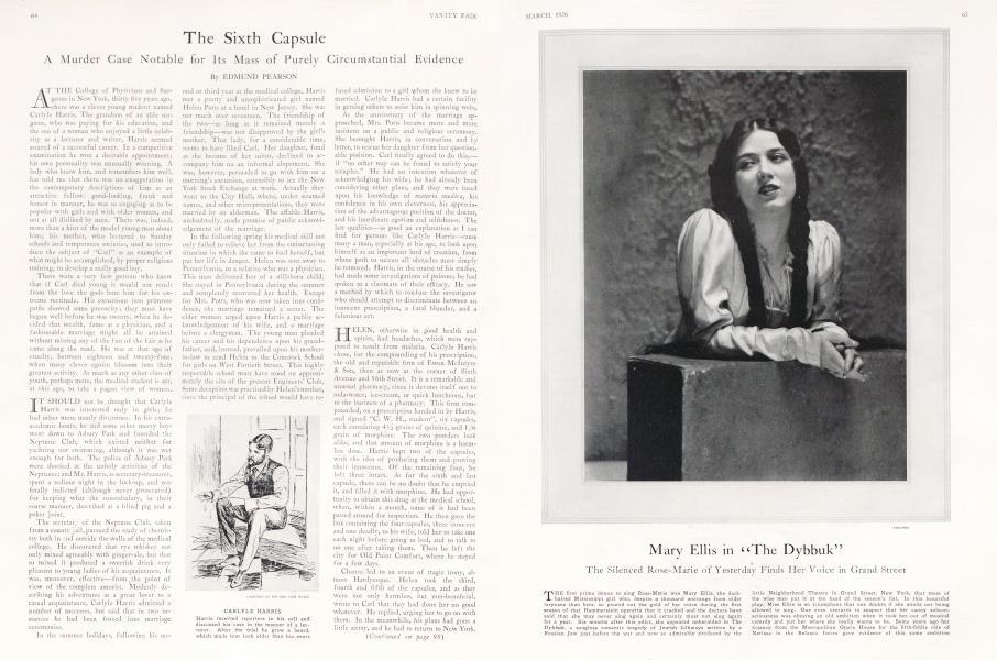The Sixth Capsule