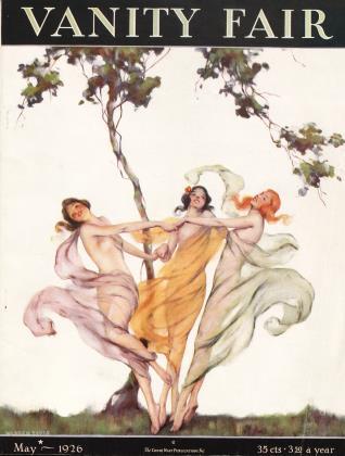 May 1926 | Vanity Fair