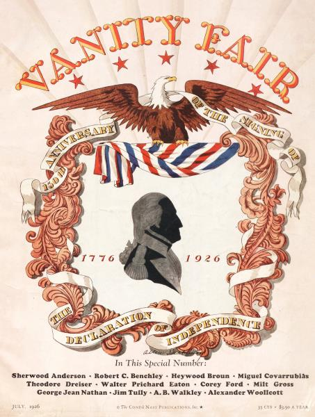 Issue: - July 1926 | Vanity Fair