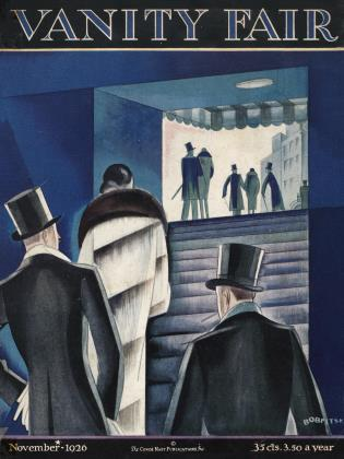 November 1926 | Vanity Fair