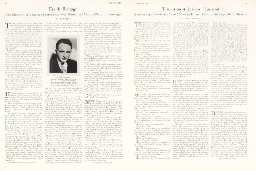 Frank Borzage