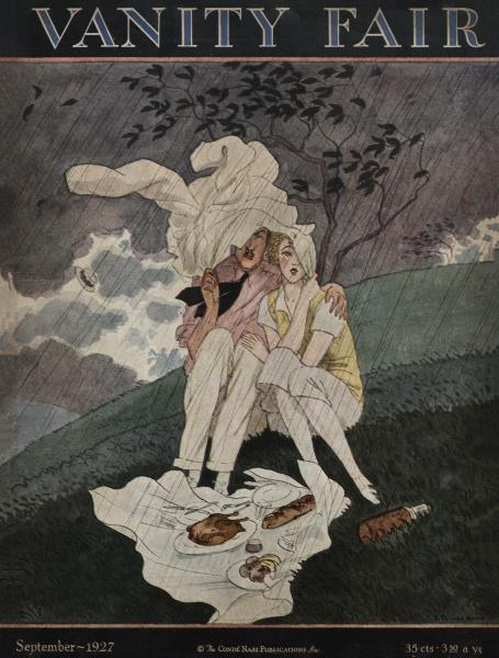 Issue: - September 1927   Vanity Fair