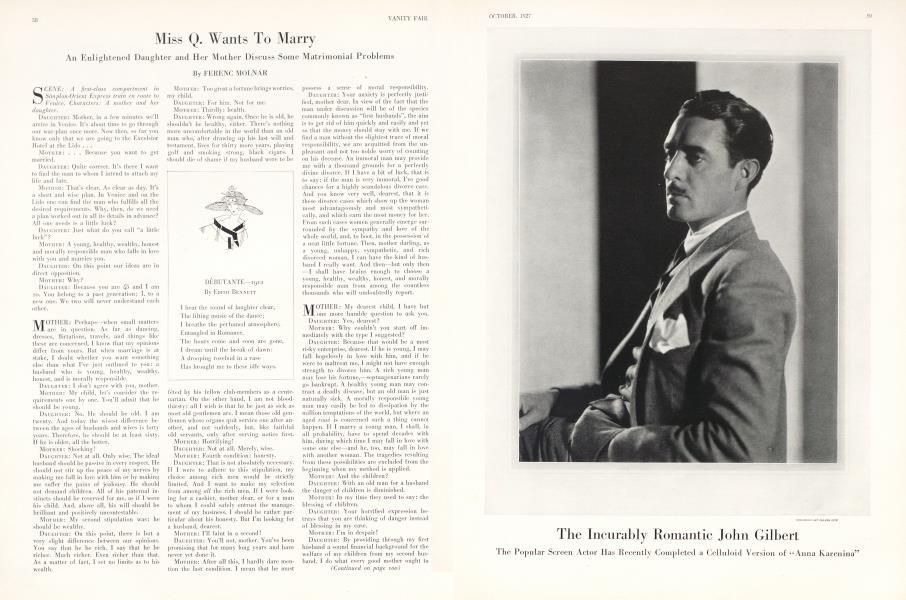 The Incurably Romantic John Gilbert