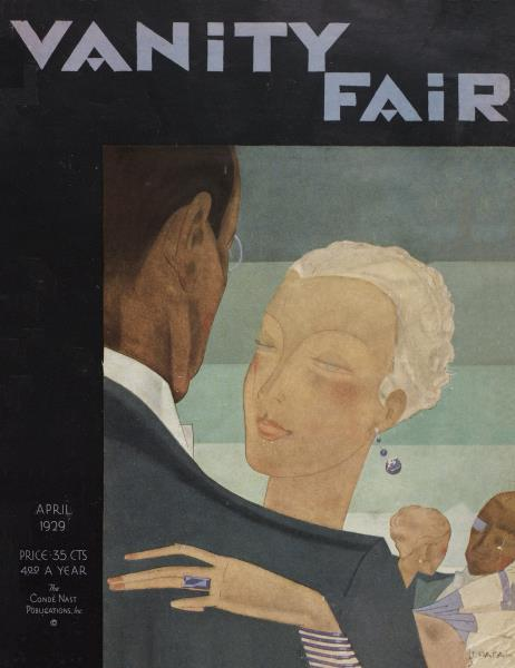 Issue: - April 1929   Vanity Fair