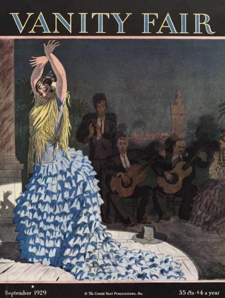 Issue: - September 1929 | Vanity Fair