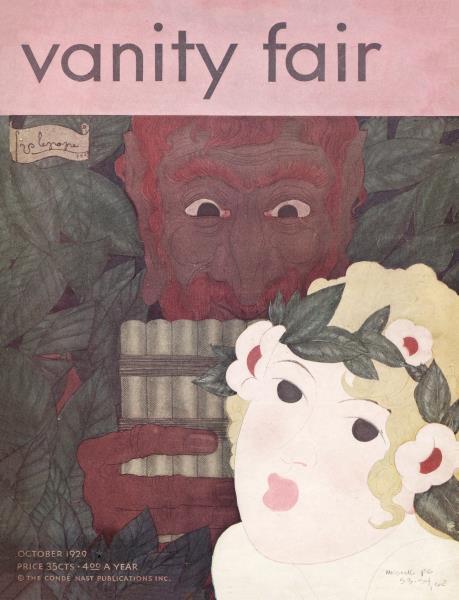 Issue: - October 1929 | Vanity Fair