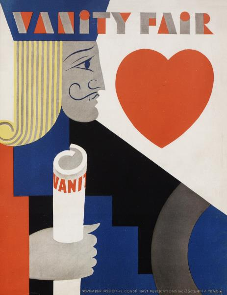 Issue: - November 1929   Vanity Fair