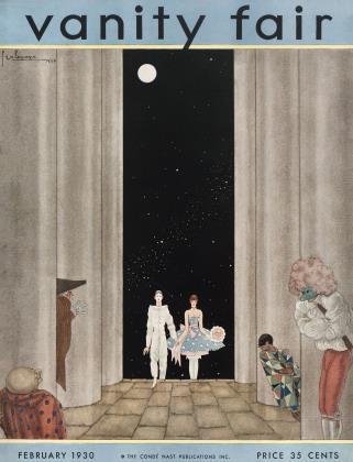 February 1930 | Vanity Fair