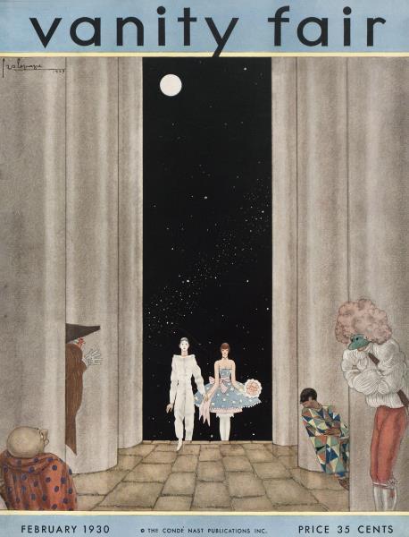 Issue: - February 1930   Vanity Fair