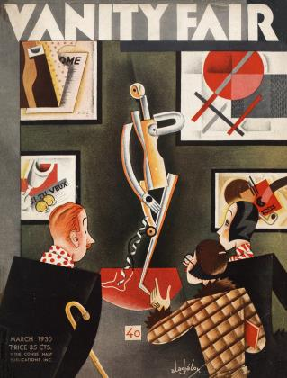 March 1930 | Vanity Fair