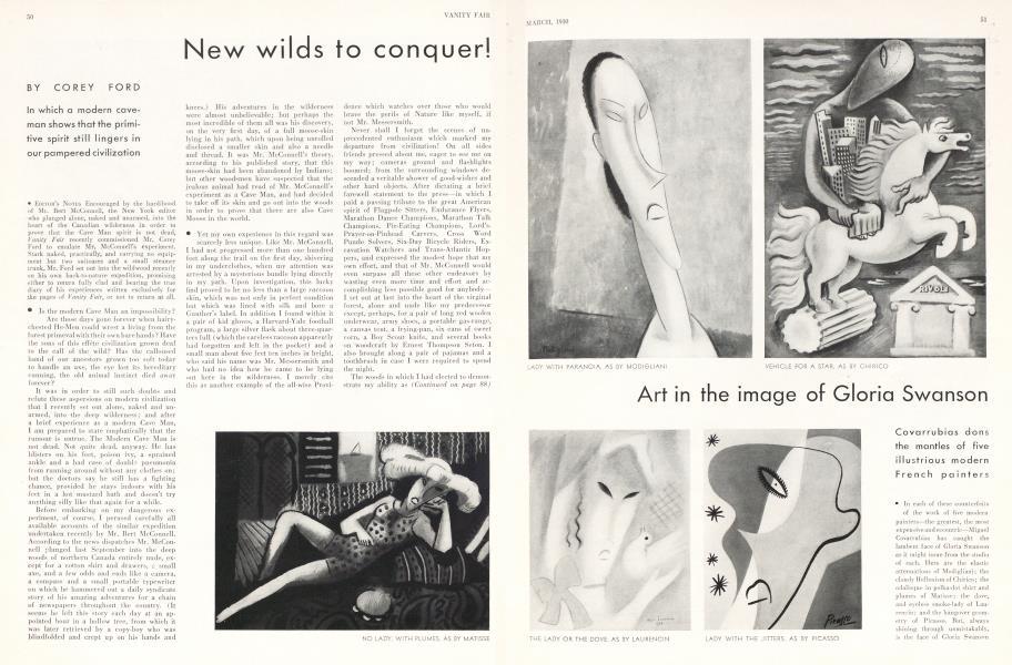 Art in the image of Gloria Swanson