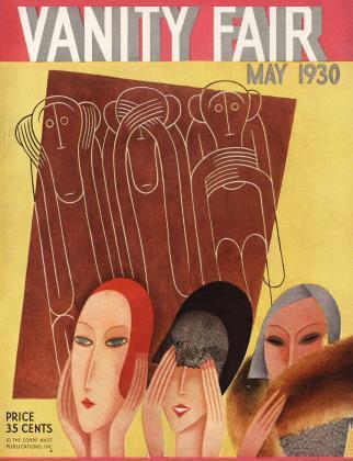 May 1930 | Vanity Fair