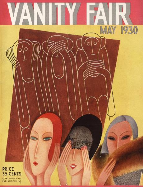 Issue: - May 1930   Vanity Fair