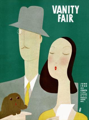 June 1930 | Vanity Fair