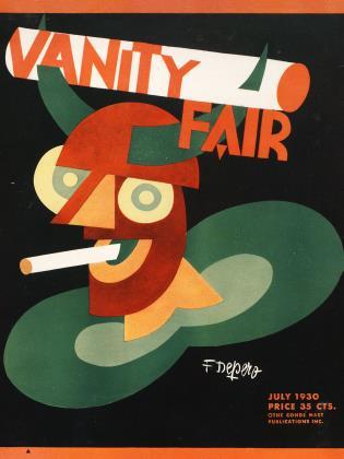 July 1930 | Vanity Fair