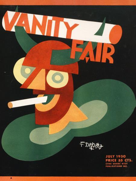 Issue: - July 1930   Vanity Fair