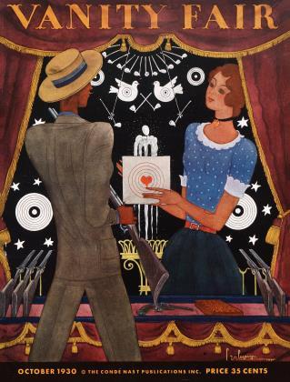 October 1930 | Vanity Fair