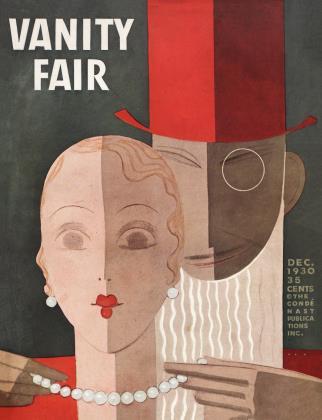 December 1930 | Vanity Fair