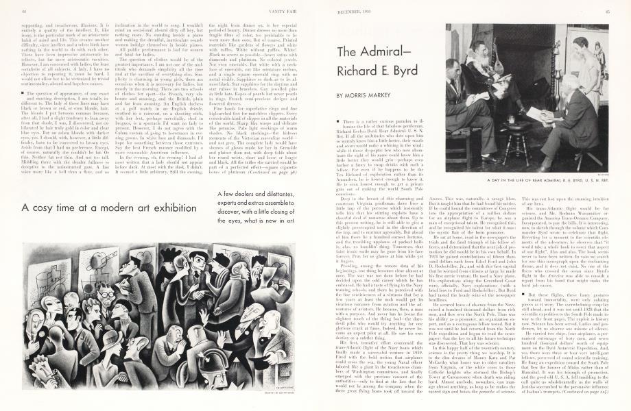 The Admiral— Richard E. Byrd