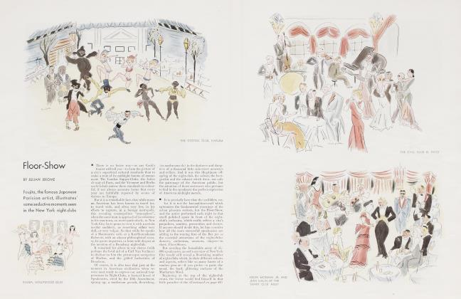 Article Preview: Floor-Show, February 1931 1931 | Vanity Fair