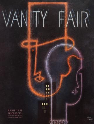April 1931 | Vanity Fair