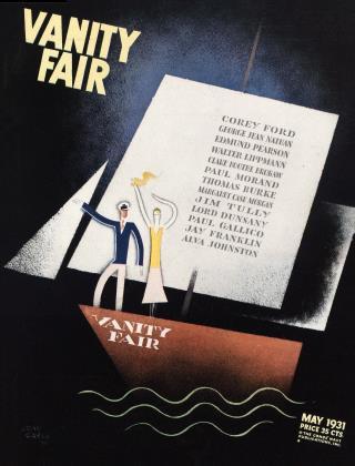 May 1931 | Vanity Fair