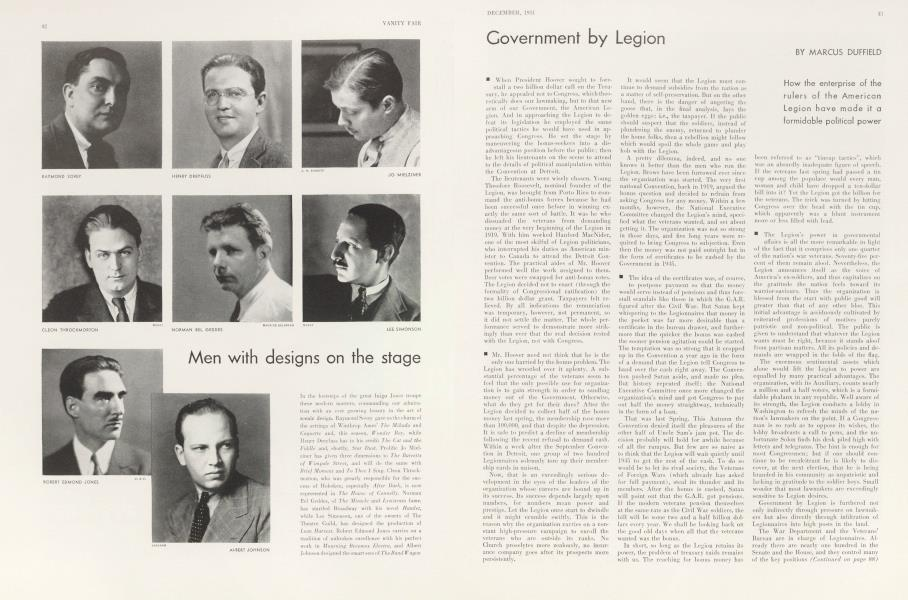 Government by Legion
