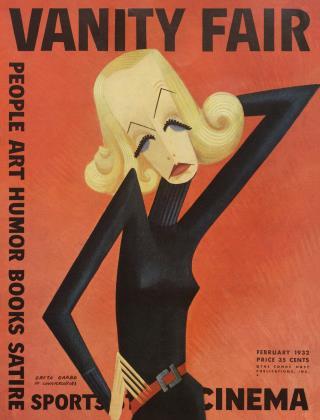 February 1932 | Vanity Fair