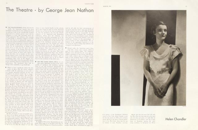 Article Preview: The Theatre, March 1932 | Vanity Fair