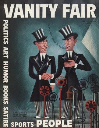 April 1932 | Vanity Fair