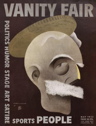 May 1932 | Vanity Fair