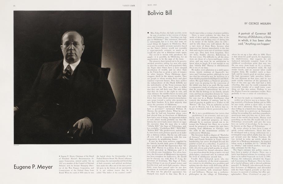 Bolivia Bill