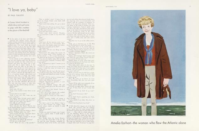 "Article Preview: ""I love ya, baby"", September 1932 