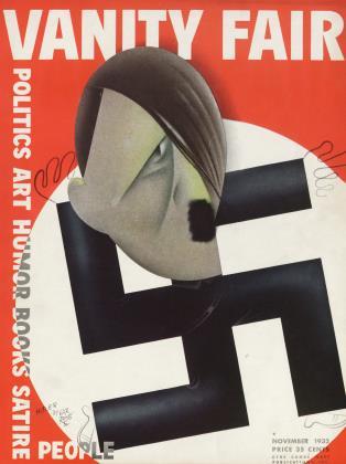 November 1932 | Vanity Fair