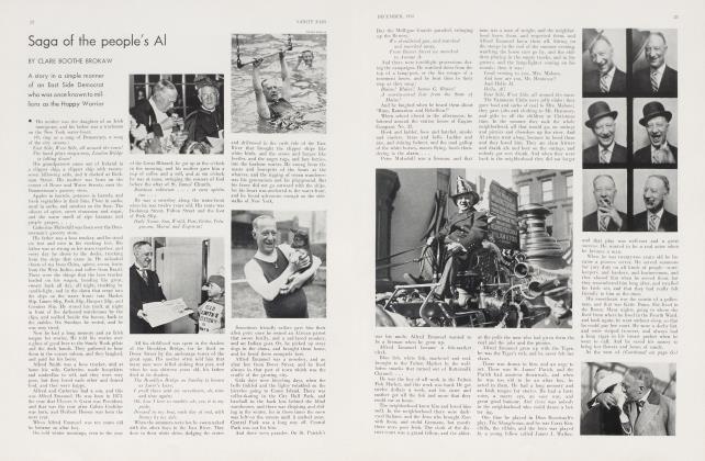 Article Preview: Saga of the people's Al, December 1932 | Vanity Fair