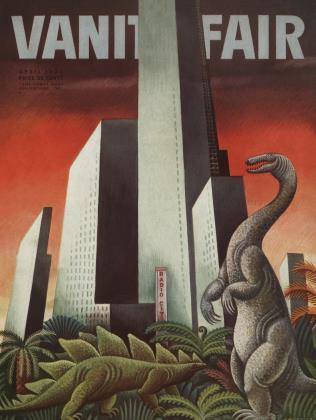 April 1933 | Vanity Fair