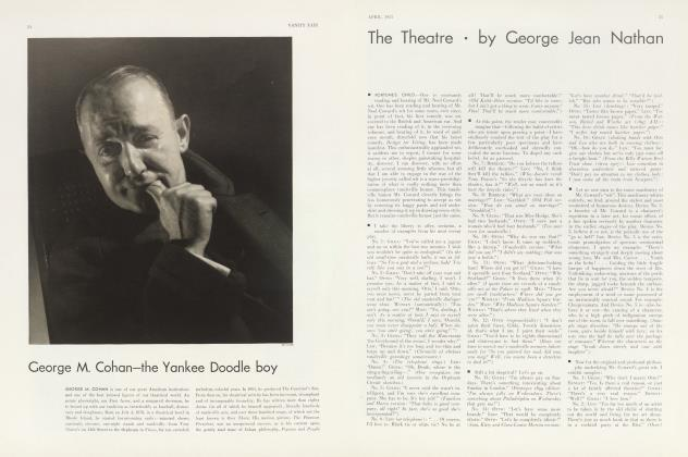 Article Preview: The Theatre, April 1933 | Vanity Fair