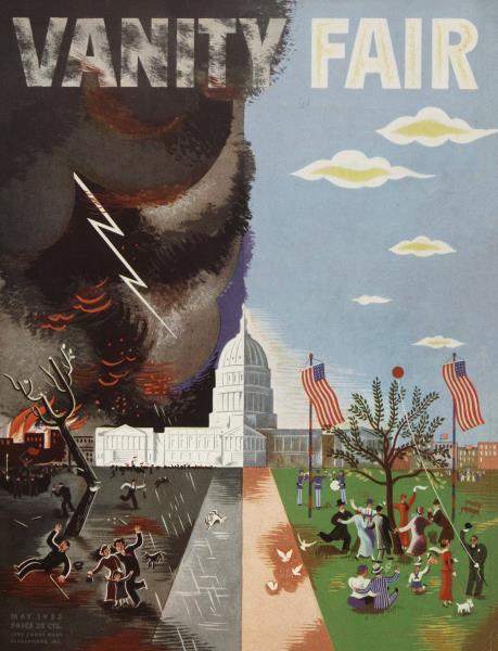 Issue: - May 1933 | Vanity Fair
