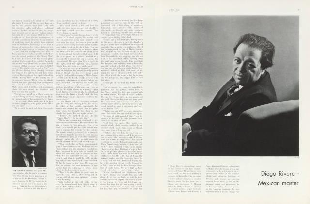 Article Preview: Diego Rivera— Mexican master, June 1933 1933 | Vanity Fair